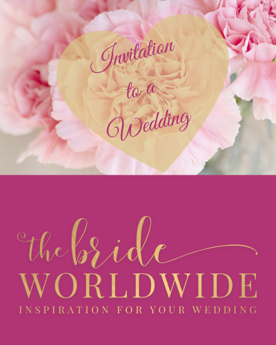 WEDDING PLANNING ADVICE FROM INVITATION TO A WEDDING