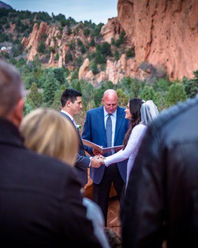 Garden of the Gods Wedding – Lauren And Nathan