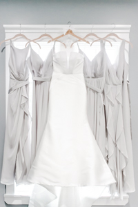 What to look for when purchasing your wedding gown