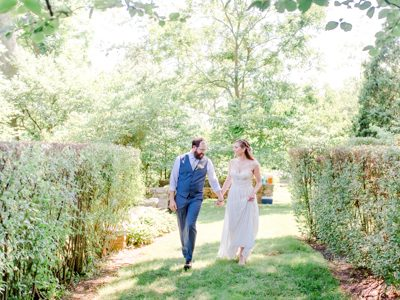 Jessica and Adam's Intimate Wedding Day