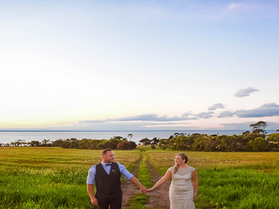 Intimate Peninsula Wedding – Hailey and Tim