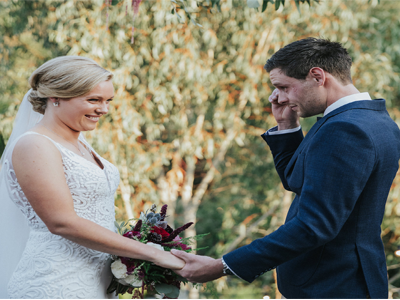 Rustic Mountain Wedding – Natasha & Simon