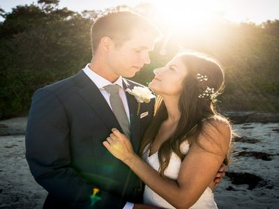 Ocean View Beach Wedding – Meaghan & Jesse