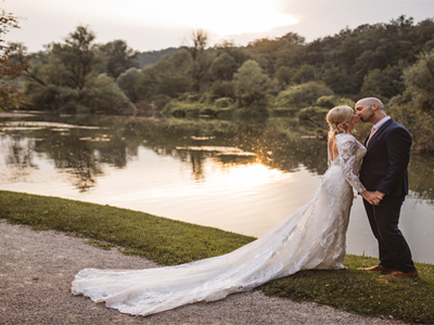 Luxury Water Castle Destination Wedding in Slovenia – Monique & Justin